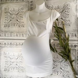 BLANQI Maternity Belly Support Tank top size large